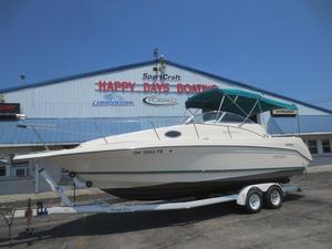 Used Rinker 265 FV265 FV Aft Cabin Boat For Sale