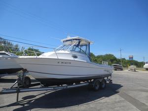 Used Sportcraft 261 WA261 WA Walkaround Fishing Boat For Sale
