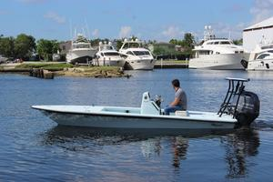Used Maverick 18 HPX-V18 HPX-V Skiff Boat For Sale