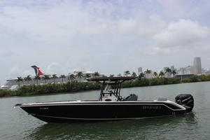 Used Donzi 35 ZF Open35 ZF Open Saltwater Fishing Boat For Sale
