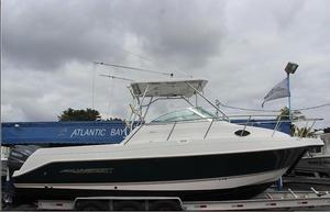 Used Aquasport 275 Explorer275 Explorer Saltwater Fishing Boat For Sale