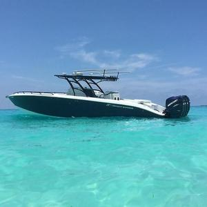 Used Midnight Express 39 s open (sun lounger)39 s open (sun lounger) Center Console Fishing Boat For Sale