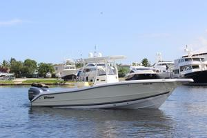 Used Triton 2690 CC2690 CC Saltwater Fishing Boat For Sale