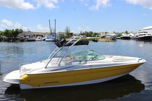 Used Monterey 268SS Super Sport268SS Super Sport Runabout Boat For Sale
