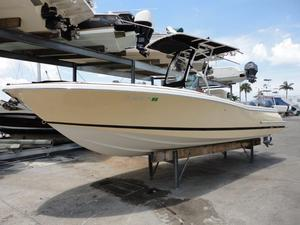 Used Chris-Craft Catalina 26Catalina 26 Center Console Fishing Boat For Sale