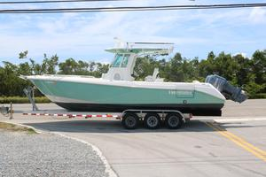 Used Everglades 290 CC290 CC Center Console Fishing Boat For Sale