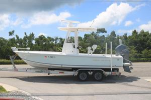 Used Sea Hunt 22 Bay22 Bay Center Console Fishing Boat For Sale