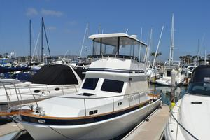 Used Californian 3434 Trawler Boat For Sale