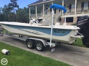 Used Carolina Skiff 258 DLV Skiff Fishing Boat For Sale