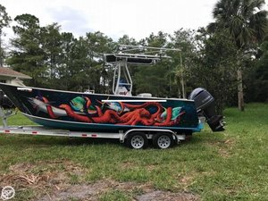Used Pacific Boats V2325 Center Console Fishing Boat For Sale