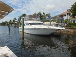 Used Sea Ray Express BridgeExpress Bridge Express Cruiser Boat For Sale