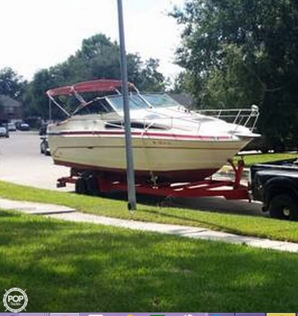 Used Sea Ray 268 Sundancer Express Cruiser Boat For Sale