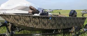 Used Lowe 165 Fm165 Fm Jon Boat For Sale