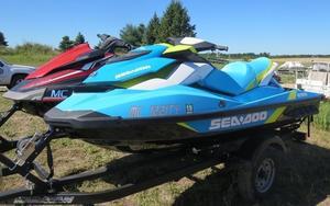 Used Yamaha Waverunner & Sea Doo VXDeluxe & GTI SE130& Sea Doo VXDeluxe & GTI SE130 Personal Watercraft For Sale