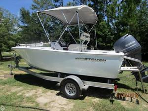 Used Sportsman 17 Island Reef Center Console Fishing Boat For Sale