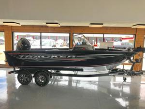 New Tracker Targa V-19 WT 40th AnniversaryTarga V-19 WT 40th Anniversary Aluminum Fishing Boat For Sale