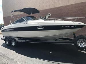 Used Stingray 225 CR225 CR Bowrider Boat For Sale