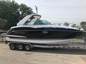 New Monterey 295 Sport Yacht295 Sport Yacht Cruiser Boat For Sale