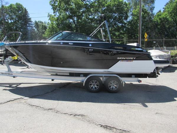 New Monterey 258 SS258 SS Bowrider Boat For Sale