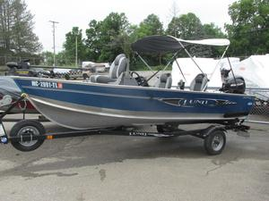 Used Lund 1600 Fury SS1600 Fury SS Freshwater Fishing Boat For Sale