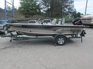 Used Alumacraft Tournament Pro 175 CSTournament Pro 175 CS Freshwater Fishing Boat For Sale