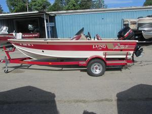 Used Lund Mr Pike 16Mr Pike 16 Aluminum Fishing Boat For Sale