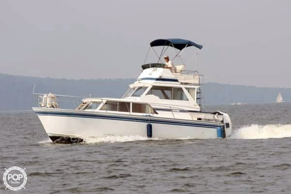 Used Marinette 28 Aft Cabin Boat For Sale