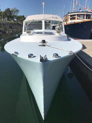 Used Shearwater 25 Cabin Cruiser Commercial Boat For Sale