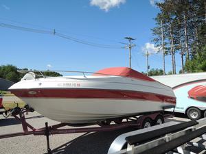 Used Four Winns 235 Sundowner Cuddy Cabin Boat For Sale