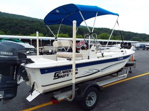 Used Carolina Skiff JVX16CCJVX16CC Saltwater Fishing Boat For Sale
