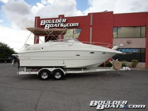 Used Larson Cabrio 254Cabrio 254 Cruiser Boat For Sale