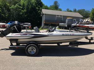 Used Triton Tr-176 DCTr-176 DC Freshwater Fishing Boat For Sale