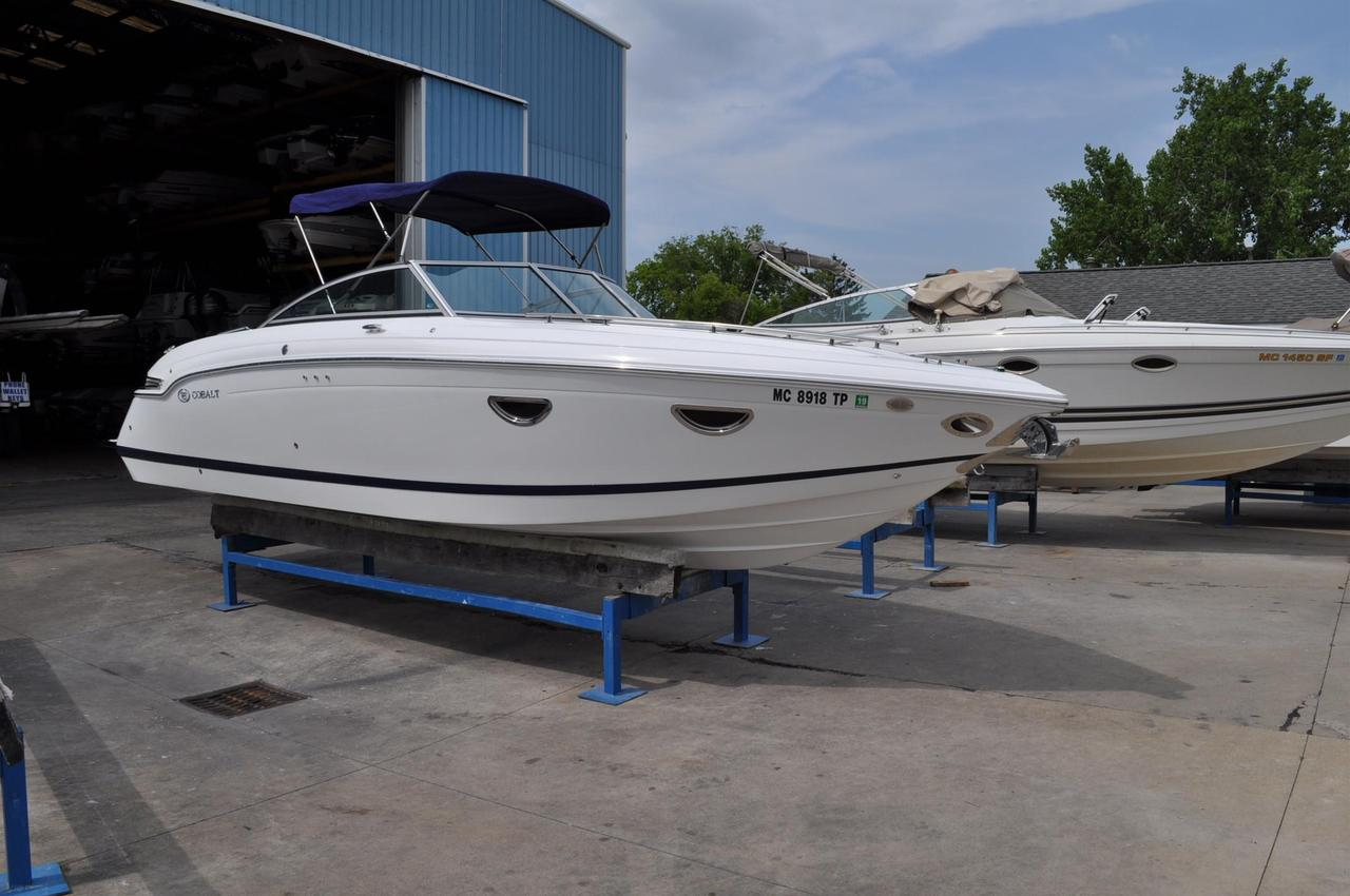 2012 Used Cobalt 273273 Cuddy Cabin Boat For Sale