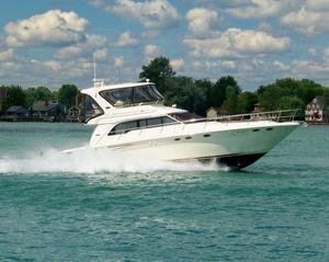 Used Sea Ray 480 Sedan Bridge480 Sedan Bridge Motor Yacht For Sale