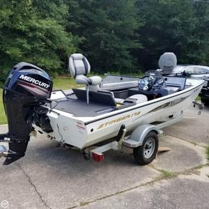 Used Lowe Stinger 17S Bass Boat For Sale