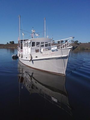 Used Diesel Duck Enhanced 50 Cruiser Boat For Sale