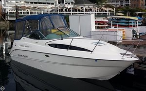 Used Bayliner 245 CR Express Cruiser Boat For Sale
