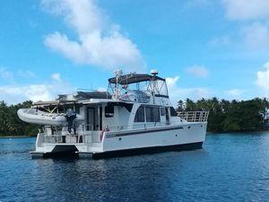 Used Malcolm Tennant 48 Catamaran Motor-yacht Power Catamaran Boat For Sale