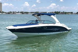 Used Chaparral 284 Sunesta Sports Cruiser Boat For Sale