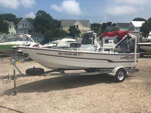 Used Triumph 170 CC170 CC Saltwater Fishing Boat For Sale
