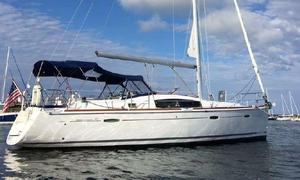 Used Beneteau 40 Cruiser Sailboat For Sale