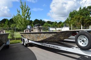 New War Eagle 2170 Blackhawk2170 Blackhawk Jon Boat For Sale