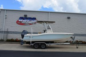 Used Scout 210 XSF210 XSF Saltwater Fishing Boat For Sale