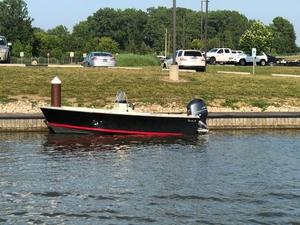 Used Rossiter 17 Center Console Center Console Fishing Boat For Sale