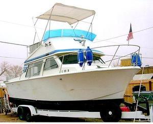 Used Tollycraft 26 Sedan26 Sedan Flybridge Boat For Sale