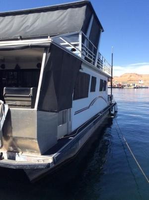 Used Myacht HouseboatHouseboat House Boat For Sale