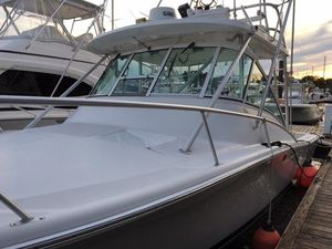 Used Luhrs Open Express Cruiser Boat For Sale