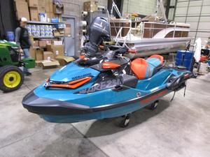 Used Sea-Doo wake pro 230 w/soundwake pro 230 w/sound Jet Boat For Sale