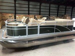 New Bennington 168 SF - 8' Narrow Beam Pontoon Boat For Sale