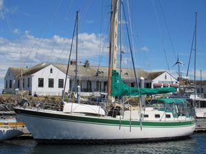 Used Polaris Custom Cruiser Sailboat For Sale